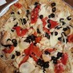 Melloterranean Pizza