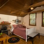 Studio cottages are ideal for cozy, intimate or solo getaways.