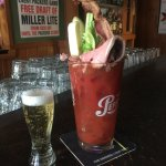Wooster's Bloody Mary