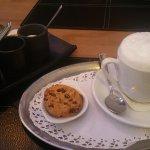 Cappuccino + Zucker