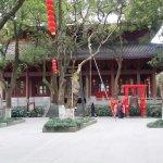 Hangzhou pavilion of the gods