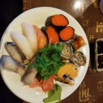 oonly sushi selections