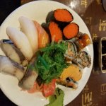 only sushi selectionss