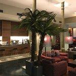 Hotel bar/lobby