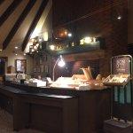 Salle petit déjeuner au Courtepaille
