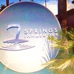& Springs Inn and Suites, good location.