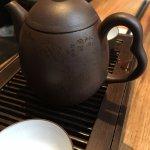 beautiful handmade teapot