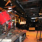 Live-Jazz in der alten Fischauktionshalle