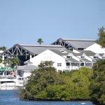 Hotel taken From - The Inter coastal Waterway..