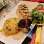 Poisson et riz