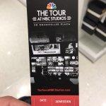 Photo of The Tour at NBC Studios