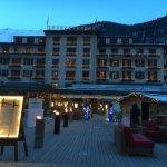 Grand Hotel Zermatterhof Foto