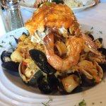 seafood riisotto