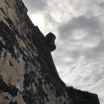 Historische Stätte/Festung von San Juan Foto