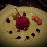 Cena de San Valentín en restaurante La Langosta.