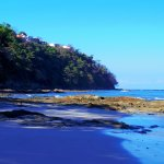 Playa Blanca in the morning