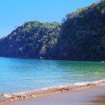 Playa Manta in the morning