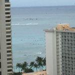 view of Waikiki from Aston Sunset