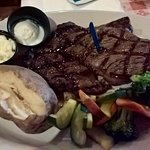 T-Bone Steak from Wildside, simply the best.