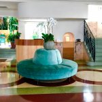 """The lobby of """"The Hotel"""" - heaven"""