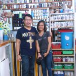 With the 3rd generation owner and manager, Mr. Peter dela Cruz
