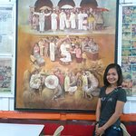 Time is Gold :)