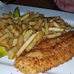 Fish and chips - wow!