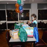 Kids Birthday Party at RSL Bistro - May 2016
