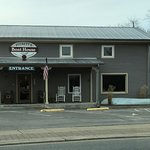 Puckett's Boat House in Downtown Franklin