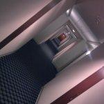 Fourth floor corridor.