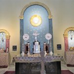 Altar of Church of St. George.