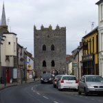 Streets of Kilmallock - King's Castle