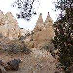 Photo de Kasha-Katuwe Tent Rocks National Monument