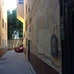 Riad's street