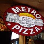 Foto de Metro Pizza