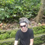 So calming in the Sacred Monkey Forrest in Ubud