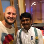 It is great to see Prashanth when I come to Novotel! He is kind, caring and does such a great jo