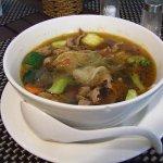 Vietnamese Spicy Beef Noddle
