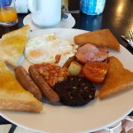 """The """"Baht Buster English Breakfast"""""""