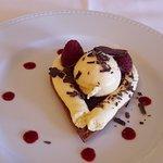 le dessert St Valentin très romantique