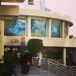 Entrance to Aquarium