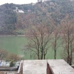 Located on Mall Road overlooking Lake Naini.overall a good experience.But one has to climb a goo