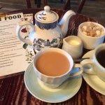 Lovely tea set