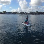 ...great SUP times on the Noosa River , Noosa Standup Paddle