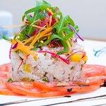 Fish salads