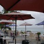 Waves Bar/Restaurant on the beach.