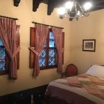 Charming bed and breakfast with comfortable beds and beautiful balcony/ garden.