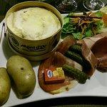 Mont d'Or @ Boule de Neige restaurant