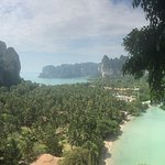 Photo de Railay Beach Viewpoint