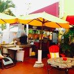 Foto de Villa Sinclair Beach Suites & Spa